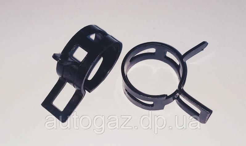 Хомут пруж. под шланг D 18.4-20.2мм RIDER (шт.), фото 2