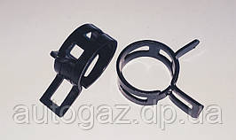 Хомут пруж. під шланг D 16.2-17.9 мм RIDER (шт)