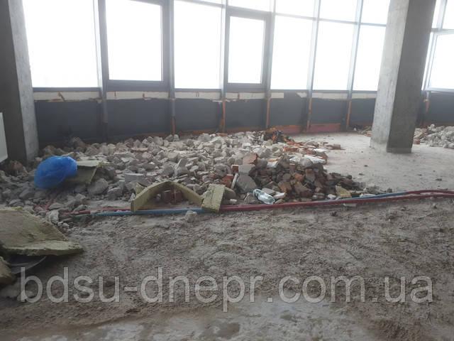 Стоимость демонтажа в Днепропетровске