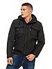 Демисезонные мужские куртки модные размеры 48-56, фото 2