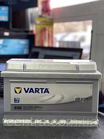 Автомобильный аккумулятор VARTA 6СТ-74 Silver Dynamic E38 (574402075)