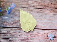 """Молд """"Лист подсолнуха"""" (р-р 6х3,5 см)"""