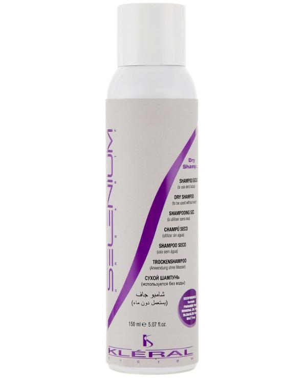 Сухой шампунь для волос Kleral System Selenium Dry Shampoo 150 мл