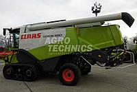 Комбайн CLAAS LEXION 580 TT 2010 года, фото 1