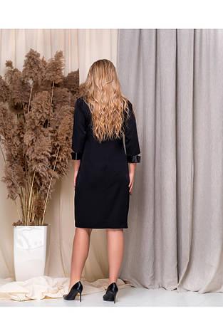 Модное женское платье - принт цветы от 48р., фото 2