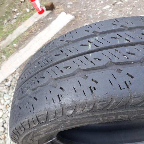 Бусовские шины б.у. / резина бу 195.70.r15с Uniroyal Rain Max 2 Юнироял