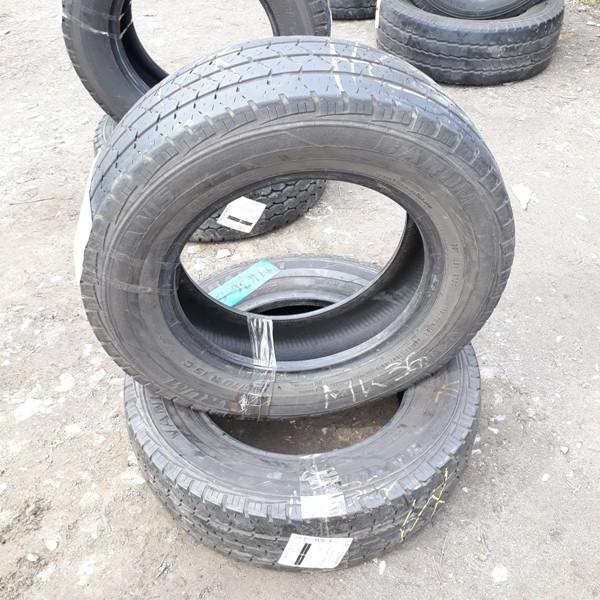 Бусовские шины б.у. / резина бу 195.70.r15с Barum Vanis Барум