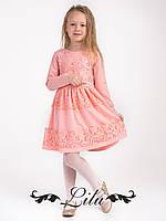Платья детские  нарядные оптом 2044