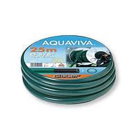 """Шланг поливочный Claber 5/8"""" 25м Aquaviva зеленый (90020000)"""