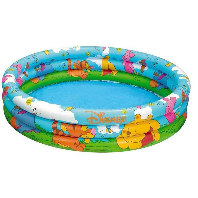 Intex Бассейн надувной детский 58915 (6) размером 147х33см, от 2-х лет, в коробке