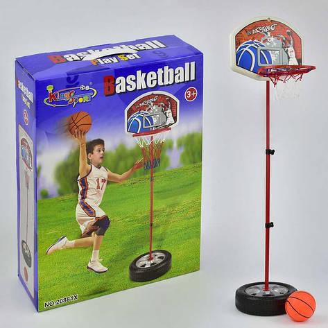 Баскетбол 20881 Х (12) в коробке , фото 2