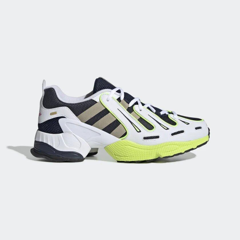 Adidas EQT Gazelle EE7742 Мужские белые кожаные кроссовки
