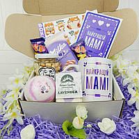 Подарочный набор для мамы Бокс для Мамы