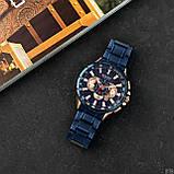 Curren 8363 Blue-Cuprum, фото 6