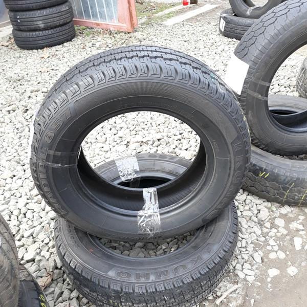 Бусовские шины б.у. / резина бу 205.65.r15с Kumho Radial 857 Кумхо