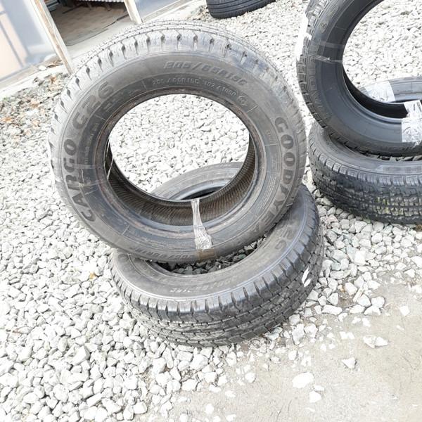 Бусовские шины б.у. / резина бу 205.65.r15с Goodyear Cargo G26 Гудиер