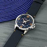 Curren 8305 Silver-Blue, фото 5