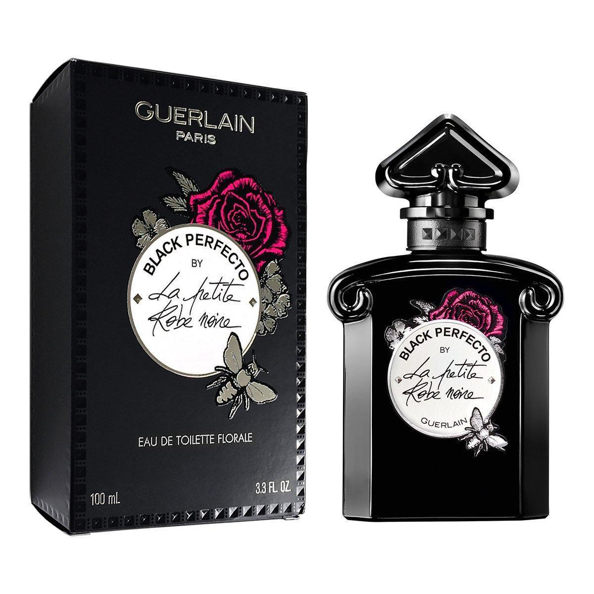 Жіноча туалетна вода Guerlain La Petite Robe Noire Black Perfecto Florale