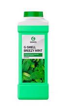 Рідкий ароматизатор-добавка G-Smell «Breezy Mint» (1 л) ТМ Grass