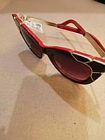 Солнцезащитные женские очки. Лисичка, фото 1