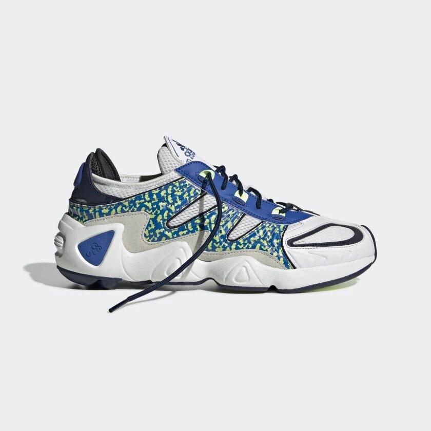 Adidas EQT FYW S-97 EE5307 Мужские белые кроссовки