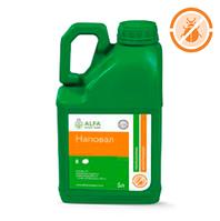 Двокомпонентний інсектицид Наповал (5л) контактно-системної дії для захисту від комплексу шкідників
