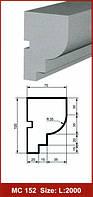 Фасадный молдинг МС152 Prestige decor