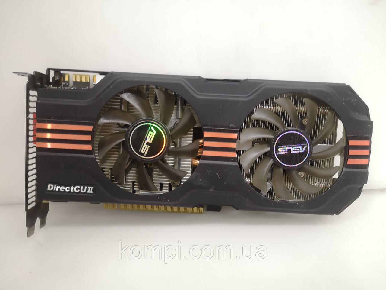 Видеокарта  NVIDIA ASUS GTX 560 Ti 1GB PCI-E