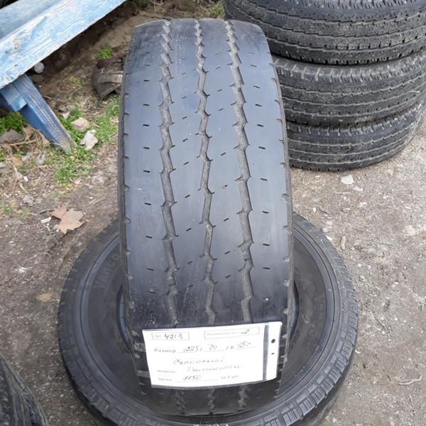 Бусовские шины б.у. / резина бу 225.70.r15с Continental Vanco 8 Континенталь