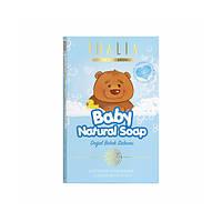 Натуральное детское мыло для мальчиков, 100 грамм.