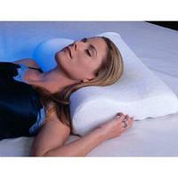 Ортопедическая подушка Comfort Foam Memory Pillow с памятью
