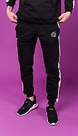 Весенние мужские спортивные штаны с лампасами, штаны с лампасами весна, Anti Social Social Club, Реплика, фото 1