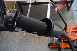 Мотокультиватор FORTE МКБ-25 LUX 2.5 л.с. 30см, фото 3