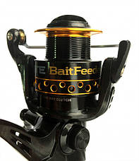 Salmo Elite BAITFEEDER 8 4000 BR 7+1 катушка безынерционная рыболовная фидерная, фото 2