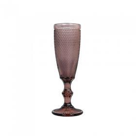 Бокал под шампанское Orleans фиолетовый SKL11-223175