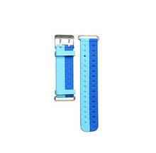 Ремінець для розумних годинників Q100 Голубий, фото 3