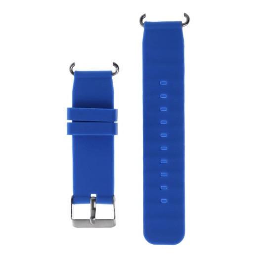 Ремешок для умных часов Q100 Голубой