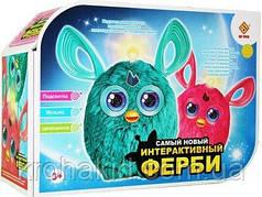 Интерактивная игрушка FERBY Ферби  JD-4889 - свет, звук, шевелит ушками, реагирует на прикосновения