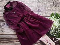 Платье с красивым дизайном и привлекательным цветом
