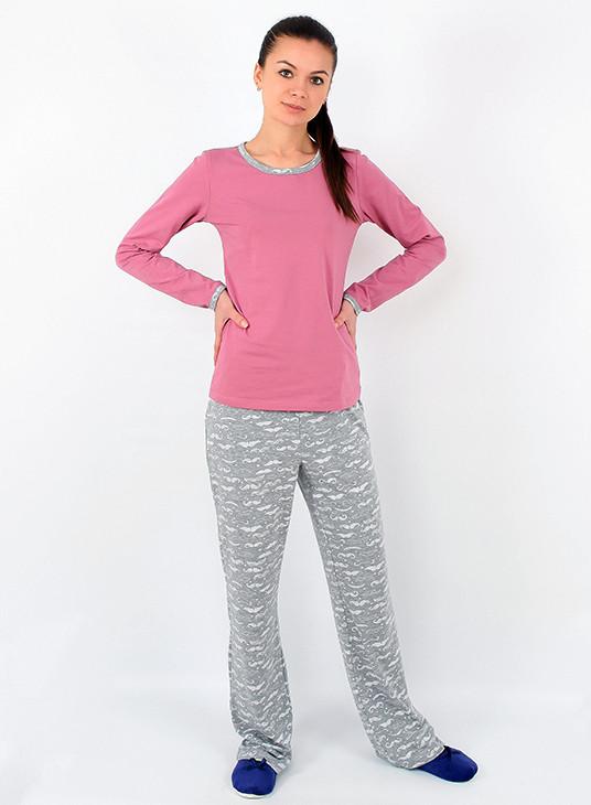 Стильная пижама женская VPL 016 (S-2XL)
