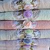 Махровое банное полотенце Фрезии