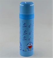 Вакуумный детский термос из нержавеющей стали BENSON BN-54 (500 мл) | термочашка Doraemon! Акция