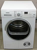 Сушильная машина конденсационная Siemens WT46W562, 7 кг, А+, б/у