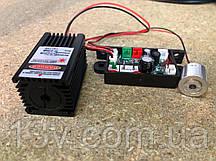 Лазерний модуль випромінювачь зелений та червоний