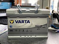 Автомобильный аккумулятор VARTA 6СТ-70 Silver Dynamic AGM E39 (570901076)