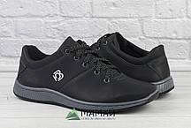 Кросівки чоловічі чорні 44р, фото 2