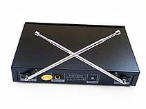Радиосистема Max DH-769 база 2 радиомикрофона, фото 3