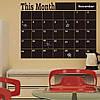 Грифельная наклейка ежедневник-календарь SKL32-224718, фото 2