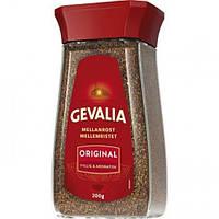 Кофе Гевалия (Gevalia) 200 гр. стеклянная банка