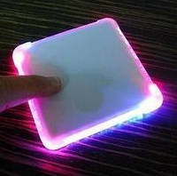 Flash Pad - светодиодная подставка под чашку (бокал)  оптом
